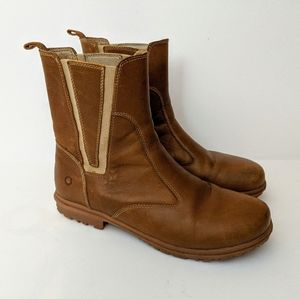 BOGS Pearl Slip On Boots Brown Size 10 US EU 41